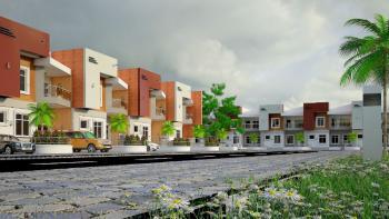 Luxury 3 Bedroom Terrace Duplex, Ochiako Round About Off Azman Filling Station, Kuje, Abuja, Terraced Duplex for Sale