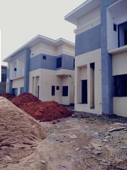 4 Bedrooms Semi Detached Duplex, Before Stella Maris School, Life Camp, Abuja, Semi-detached Duplex for Sale
