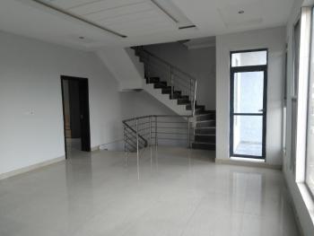 a Brand New 4 Bedroom Terraced House Plus a Room Bq, Idado, Lekki, Lagos, Terraced Duplex for Rent