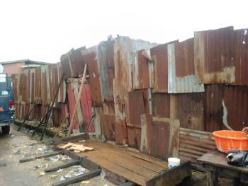Half Plot, Mafoluku, Oshodi, Lagos, Mixed-use Land for Sale