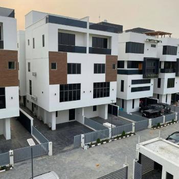 Luxurious 5 Bedroom Semi-detached Duplex with Bq., Banana Island, Ikoyi, Lagos, Semi-detached Duplex for Sale