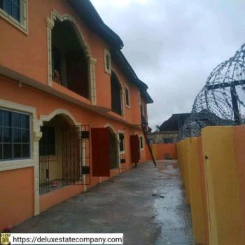 Upstairs of 6 Flats of 2 Bedroom., at Gbolokosu Off Uti Street, Warri, Delta, Commercial Property for Sale