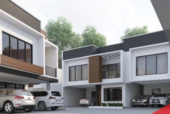 Executive 4 Bedroom Terraced Duplex, Atlantis Estate, Jakande, Lekki, Lagos, Terraced Duplex for Sale