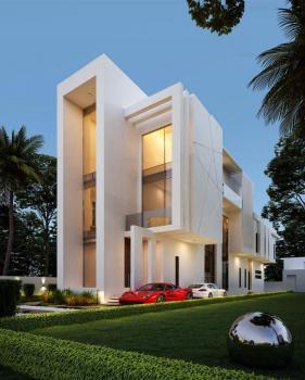 Luxury Modern Detached Duplex, Pinnock Beach Estate, Osapa, Lekki, Lagos, Detached Duplex for Sale