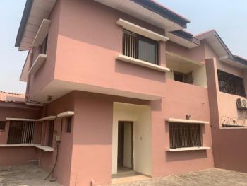 Impressive 4 Bedroom Semi- Detached Duplex with Bq, Osapa, Lekki, Lagos, Semi-detached Duplex for Rent