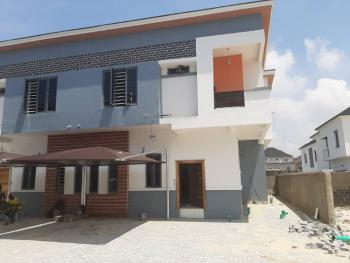 Fully Serviced 4 Bedroom Luxury Semi Detached Duplex, Bera Estate Off Chevron Drive By Chevron Head Office, Lekki Phase 2, Lekki, Lagos, Semi-detached Duplex for Sale
