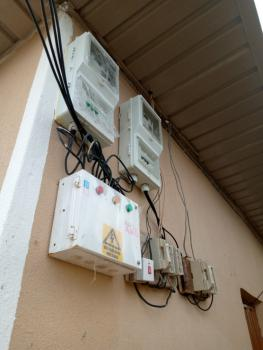 Sweet & Spacious Room & Parlour, New Town Estate, Ogombo, Ajah, Lagos, Mini Flat for Rent