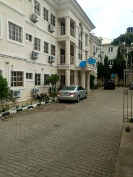 a Very Good Partly Serviced 3 Bedroom Flat, District, Jabi, Abuja, Flat for Rent