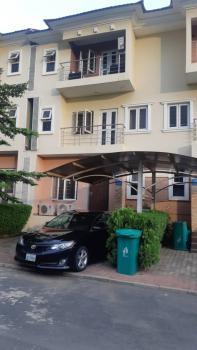 Top Notch 4 Bedroom Terrace Duplex with Boys Quarter, Apo, Abuja, Terraced Duplex for Rent