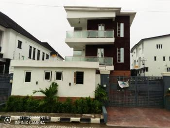 Newly Built Luxurious 4 Bedroom Flat with Bq, Lekki Conservation Centre Road, Opposite Chevron Plc, Agungi, Lekki, Lagos, Detached Duplex for Sale