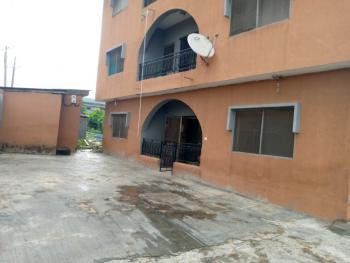 Beautiful and Spacious 3 Bedroom Flat, Haruna, Ogba, Ikeja, Lagos, Flat for Rent