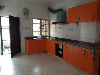 Super Tastefully Serviced 3 Bedroom Apartment with Bq Lekki Right, Right Side 2nd Roundabout, Lekki Phase 1, Lekki, Lagos, Flat for Rent