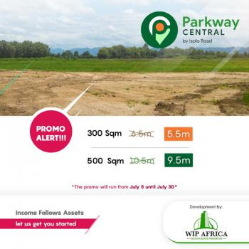 Land, Jakande Bucknor Gra,isolo,parkway Central, Isolo, Lagos, Mixed-use Land for Sale