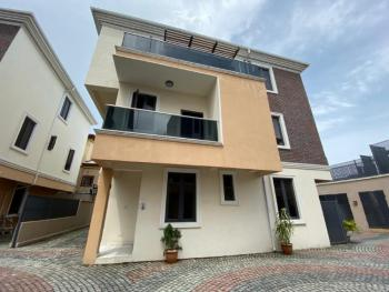 Brand New Serviced 5-bedroom Fully Detached House with Bq, Osapa, Lekki, Lagos, Detached Duplex for Sale