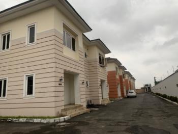 Serviced 4 Bedrooms Semi-detached Villa with 2 Rooms Bq, of Arobieke Street, Lekki Phase 1, Lekki, Lagos, Semi-detached Duplex for Rent