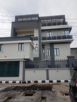 Newly Built 5 Bedrooms Semi Detached House with 1 Room Servant Quarter, Oniru, Victoria Island (vi), Lagos, Semi-detached Duplex for Rent