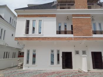 Top Notch 4 Bedroom Semi Detached Pent House Duplex, Oral Estate(non - Flooded Area), Lekki Expressway, Lekki, Lagos, Semi-detached Duplex for Rent