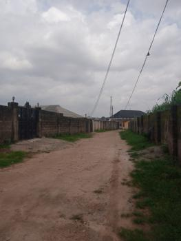 a Full Plot of Land Dry Land in a Serene Environment, Command White House Or Meiran, Abule Egba, Agege, Lagos, Residential Land for Sale