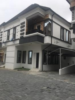 Newly Built 4 Bedroom Semi Detached Duplex with Bq, Orchid Road, Lekki Phase 2, Lekki, Lagos, Semi-detached Duplex for Sale