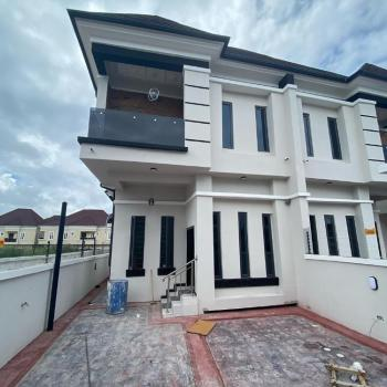 Brand New 4 Bedroom Semi Detached Duplex., Chevron, Lekki Phase 2, Lekki, Lagos, Semi-detached Duplex for Rent