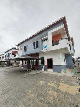 Luxury 4 Bedroom Semi-detached and 1 Bq, Chevron Drive, Lekki Phase 2, Lekki, Lagos, Semi-detached Duplex for Sale