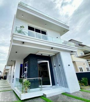 Automated Luxurious 5 Bedroom Contemporary Fully Detached House + Pool, Osapa London, Osapa, Lekki, Lagos, House for Sale