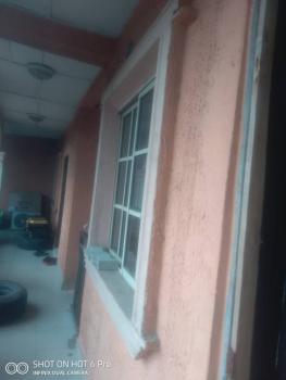 2 Bedroom Flat , All Tiles with Borehole Water Upstairs., Abule Ijesha, Yaba, Lagos, Flat for Rent