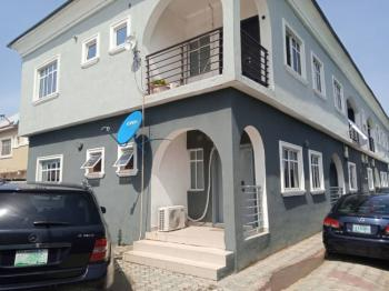 Very Neat Three Bedroom Apartment, Charles Mba Street, Behind Discovery Gardens, Ologolo, Opposite Agungi, Ologolo, Lekki, Lagos, Flat for Rent