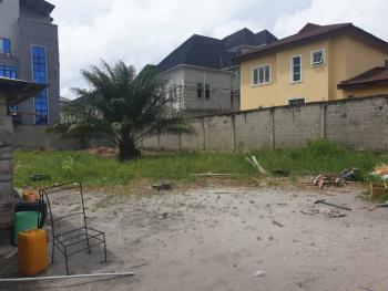 Very Dry Half Plot Land (330sqm) in a Very Serene Environment, Atlantic View Estate, Alpha Beach Road, Lekki Expressway, Lekki, Lagos, Residential Land for Sale
