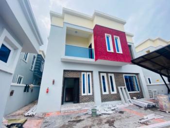Brand 5 Bedroom Duplex with a Room Bq., Ikota, Lekki, Lagos, Detached Duplex for Rent