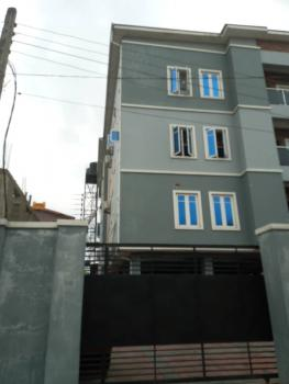 Serviced 3 Bedroom Office Space with All Rooms Ensuite., Sabo, Yaba, Lagos, Flat for Rent