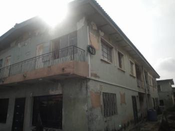 a Block of 4 Units of 3 Bedrooms and 2 Units of 2 Bedroom Flat, Adelabu, Surulere, Lagos, Block of Flats for Sale