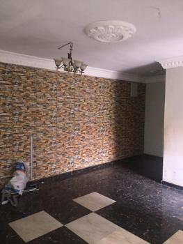 Clean and Nice 3 Bedroom Flat Ensuite, Williams Estate., Oko-oba, Agege, Lagos, Flat for Rent