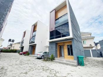 4 Bedroom Terraced Serviced Duplex, Agungi, Lekki, Lagos, Terraced Duplex for Sale