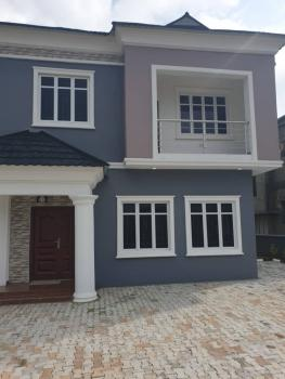 Luxurious 4 Bedroom Fully Detached Duplex with Bq, Amen Estate Phase 2, Eleko Beach Road, Ibeju Lekki, Lagos, Detached Duplex for Sale