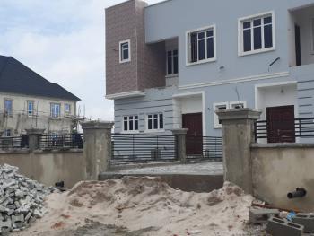 Exquisite 3 Bedroom Terraced Duplex with Bq, Amen Estate Phase 2, Eleko Beach Road, Ibeju Lekki, Lagos, Terraced Duplex for Sale