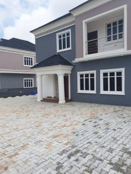 Top Notch 5 Bedroom Fully Detached Duplex with Bq, Amen Estate Phase 2, Eleko Beach Road, Ibeju Lekki, Lagos, Detached Duplex for Sale