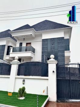 Luxury 5 Bedrooms +1 Bq Fully Detached Duplex, Chevron, Lekki, Lagos, Detached Duplex for Sale