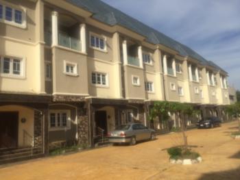 Newly Built 5 Bedroom Terraced Duplex, Efab Estate, Life Camp, Kado, Abuja, Terraced Duplex for Sale
