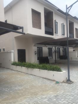 Newly Built Fully Serviced Four Bedroom House, Ikota Gra, Ikota, Lekki, Lagos, Semi-detached Duplex for Rent