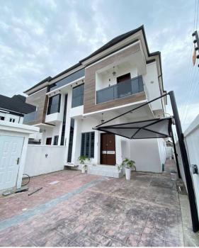 Luxury Newly Built 4 Bedroom Semi Detached Duplex with a Bq, Chevron Drive, Lekki Phase 1, Lekki, Lagos, Semi-detached Duplex for Sale
