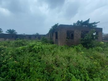 9 Nos of Mini Flat Uncompleted Upto Decking, Ayetoro Close to Ayobo, Ipaja, Lagos, House for Sale