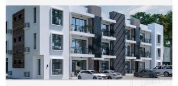 Luxury 3 Bedroom Terrace Duplex, Behind Shoprite, Sangotedo, Ajah, Lagos, Terraced Duplex for Sale