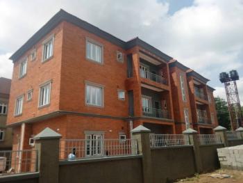 Brand New 3 Bedroom Flat, Festrut Estate, Katampe (main), Katampe, Abuja, Flat for Rent
