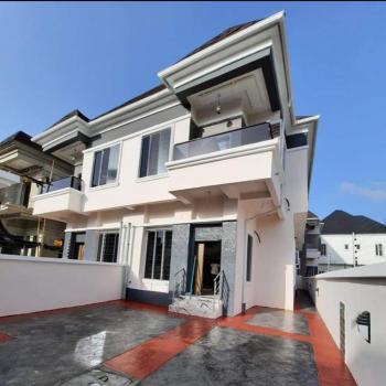 4bedroom Luxury Semi Detached Duplex, Chevron, Lekki, Lagos, Detached Duplex for Sale