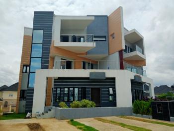 Ultra Modern Estate Environment, Before Turkish Hospital, Mbora (nbora), Abuja, Semi-detached Duplex for Sale