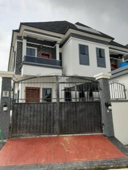 4bedroom Semi-detached Duplex with Bq, Lekki Phase 2, Lekki, Lagos, Semi-detached Duplex for Sale