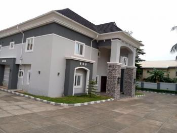 Exotic 6 Bedrooms House with 2 Bedrooms Guest Rooms,bq on 2500sqm Plot, Asokoro District, Abuja, Detached Duplex for Sale