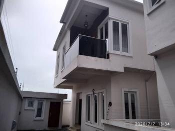 4 Bedroom Detached Duplex with Bq., Ikota, Lekki, Lagos, Detached Duplex for Rent