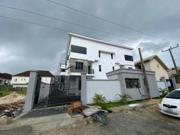 90% Done Nicely Built Terrace, Ikate Elegushi, Lekki, Lagos, Terraced Duplex for Sale